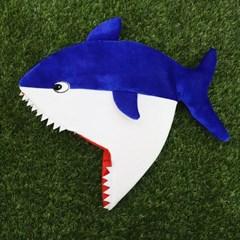 상어가족 모자 (블루/아빠)_(301526280)