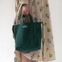 Weekday Bag_DEEP GREEN