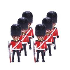 플레이모빌 영국 근위병(4577)*6개 SET