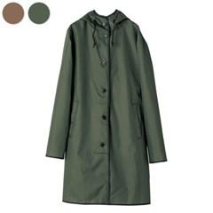 Piping coat (R-1091) 레인코트