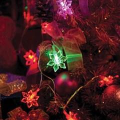 LED 32P 설정 이색투명선 (칼라)-3m