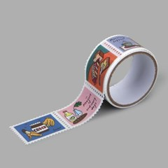 Masking tape : stamp - 18 Good morning