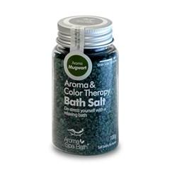 Aroma Spa Bath 국산 천일염 입욕제 100g_쑥향