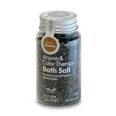 Aroma Spa Bath 국산 천일염 입욕제 100g_인삼향