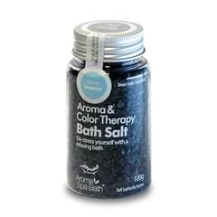 Aroma Spa Bath 국산 천일염 입욕제 100g_프리지어향
