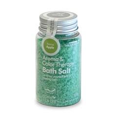 Aroma Spa Bath 국산 천일염 입욕제 100g_사과향