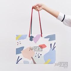 [율그란] 라라 쇼핑백 기프트 패키지