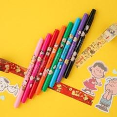 스누피 트윈 펜