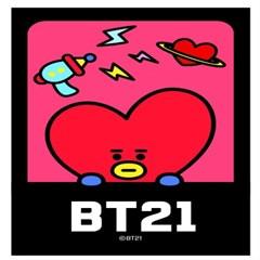 BT21 108피스 틴케이스 퍼즐 04/타타