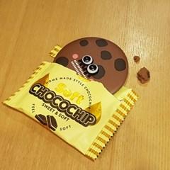 쵹쵹한 초코 쿠키 손거울
