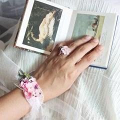 (혜화) 나만의 영원한 꽃반지와 꽃팔찌 만들기