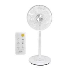 [한경희] BLDC선풍기 24단 온도감지 리모컨형 키높이 HEDF-S7300