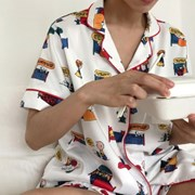 Snoopy sleepwear set