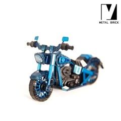 3D 이노 메탈 퍼즐 탈것 모형 오토바이