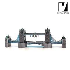 3D 이노 메탈 퍼즐 건축 모형 영국 런던 타워브리지