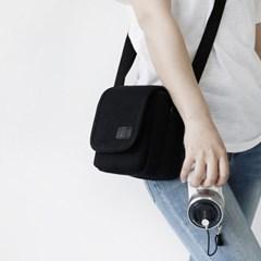 심플블랙 미러리스 DSLR 100D 200D 카메라 가방 파우치 COCOWERK