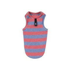 [하바나민소매]Havana Sleeveless_bluered