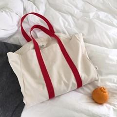French Bag(L)_Cream