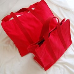 French Bag(L)_Red