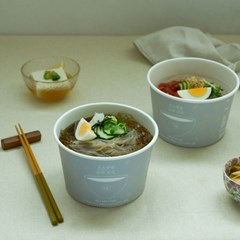 [소소생활] 소소한밤 곤약모밀/비빔 (4개입)