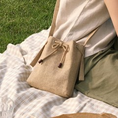 picnic mini bucket bag