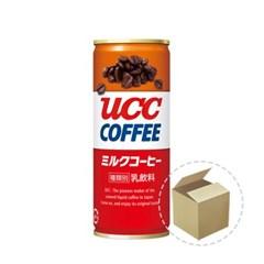 UCC 밀크커피 250ml 1박스-30개_(670055)