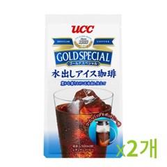 UCC 골드스페셜 아이스커피백 35g 2봉묶음(35gX8개입)_(670039)