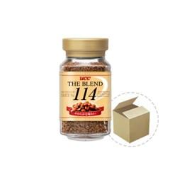 UCC 더 블랜드 114 인스턴트 커피 90g 1박스-12개_(669914)