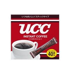 UCC 인스턴트 커피스틱 2g 1곽-40개입_(669903)