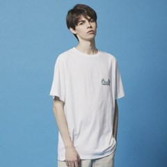 Cool Vibes logo TEE_DT207 White