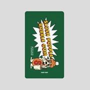 [어프어프]Slush pup-green 보조배터리 mah2500/mah5000