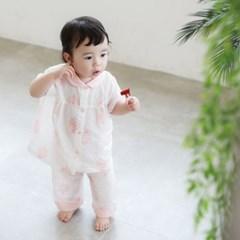 슈가 아사잠옷 / 아기여름잠옷 아기잠옷