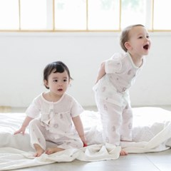 버디 아사잠옷 / 아기여름잠옷 아기잠옷