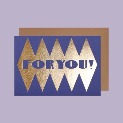 MESSAGE CARD_FOR YOU
