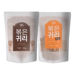 더차오름 국내산 볶은 귀리 1kg_(635340)