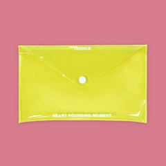 NEON POUCH_YELLOW