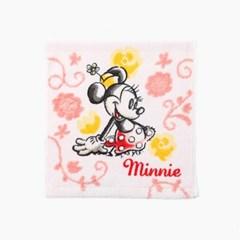 미니 마우스 드리미 꽃 타올 손수건 선물 포장