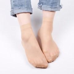 고카바 발목 스타킹 10족세트