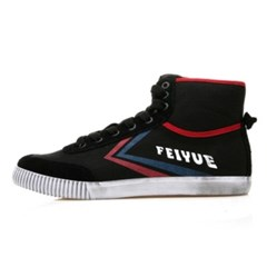 [Feiyue]A.S HIGH ORIGINE / BLACK RED BLUE / 00940628