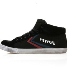 [Feiyue]DELTA ORIGINE / BLACK RED BLUE / 00490642