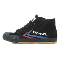 [Feiyue]FE HI ORIGINE / BLACK RED BLUE / 02240655