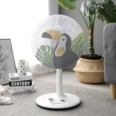 선풍기안전망 투칸+화이트