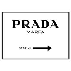 marfa sign - 홈데코 그림포스터
