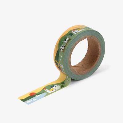 Masking Tape single - 118 Village