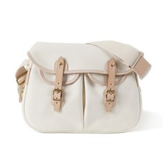Brady Bags Small ARIEL TROUT Fishing Bag Off White Natural