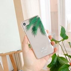 [프롬구원] Palm tree custom 젤리케이스