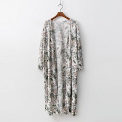 Summer Long Robe Cardigan