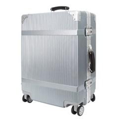 겐지아 IPA011 실버 28형 수화물용 캐리어 여행가방