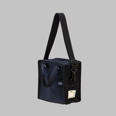 LUNCH BAG - S (BLACK)