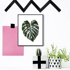 인테리어 식물 그림 액자 캔버스 30호_(1331192)